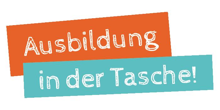 Ausbildung in der Tasche Logo